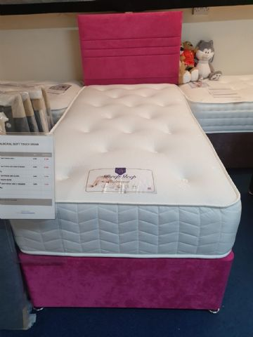 BALMORAL SOFT TOUCH DIVAN BED